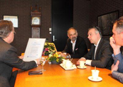 Provincie Noord Brabant ISO27001 + BIO gecertificeerd