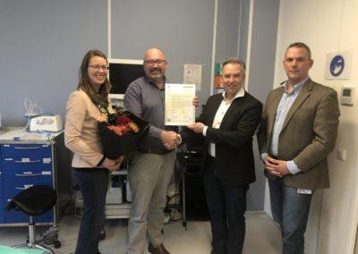 MCV Nederland NEN7510 gecertificeerd