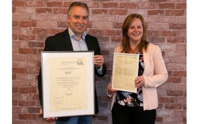 DigiTrust behaalt als 1e accreditatie NEN 7510 norm