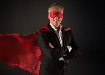Unlock the Superhero