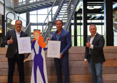 Naar Werk BV ISO27001 én ISO9001 gecertificeerd