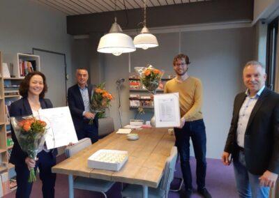 GGD Gelderland-Zuid behaalt NEN7510 certificering